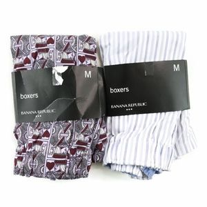 Banana Republic Mens Boxer Shorts A2205